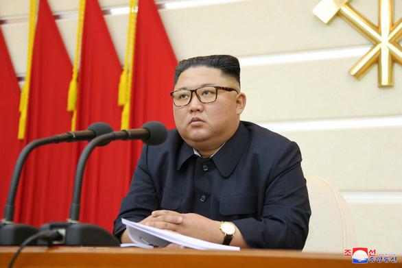 Ông Trump gửi thư cho Kim Jong Un, đề nghị hợp tác chống COVID-19 - Ảnh 1.