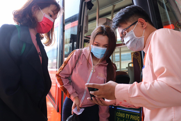 Lễ 2-9: Xe khách từ TP.HCM đi các tỉnh phải siết chặt phòng dịch COVID-19 - Ảnh 1.