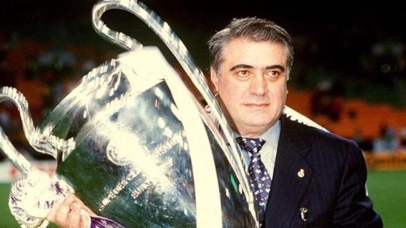 Cựu chủ tịch Real Madrid qua đời vì corona - Ảnh 1.
