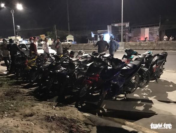 Bắt giữ 150 quái xế liên tỉnh đua xe gây náo loạn quốc lộ 1 giữa khuya - Ảnh 5.