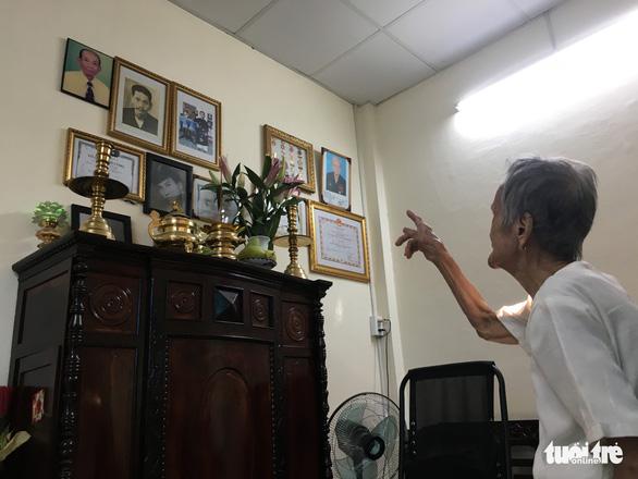 Mẹ Việt Nam anh hùng Ngô Thị Quýt: 'Tui thấy giúp được chi thì giúp thôi' - Ảnh 8.