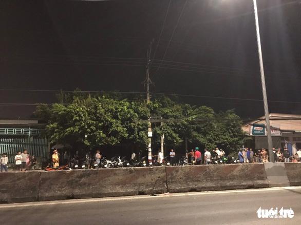 Bắt giữ 150 quái xế liên tỉnh đua xe gây náo loạn quốc lộ 1 giữa khuya - Ảnh 1.
