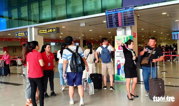 TP.HCM: khẩn trương xác định người trở về từ Mỹ trước 0h ngày 18-3 - Ảnh 1.