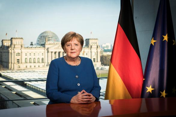 Thủ tướng Đức Angela Merkel tự cách ly ở nhà sau khi tiếp xúc người nhiễm COVID-19 - Ảnh 1.