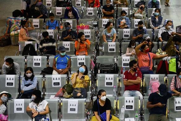 Dịch COVID-19 trưa 23-3: Số ca nhiễm ở Malaysia tăng kỷ lục, ở Hàn Quốc thấp kỷ lục - Ảnh 4.