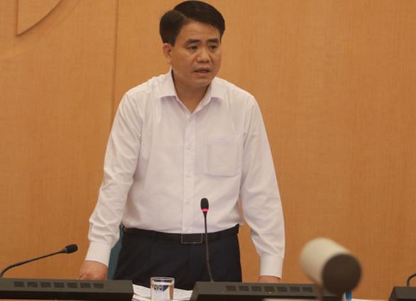 Chủ tịch Hà Nội: '11 ngày tới là cao điểm dịch COVID-19, càng ở nhà càng tốt' - Ảnh 1.