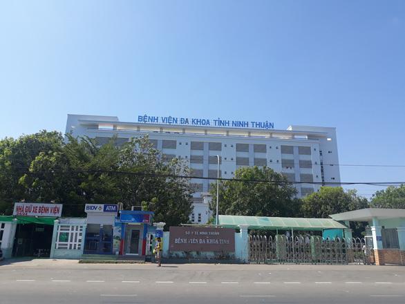 Bệnh nhân 61 và 67 ở Ninh Thuận đã âm tính lần 1 với SARS-CoV-2 - Ảnh 1.