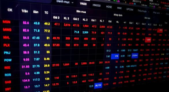 VN-Index mất mốc 700 điểm, hàng trăm cổ phiếu không có người mua - Ảnh 1.