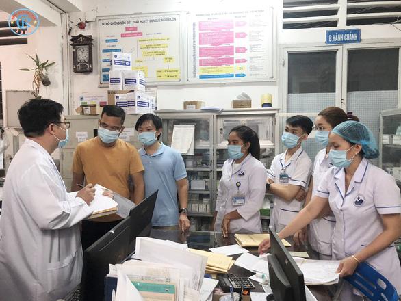 Đội phản ứng nhanh số 2 Chợ Rẫy chi viện Tây Ninh chống COVID-19 - Ảnh 2.
