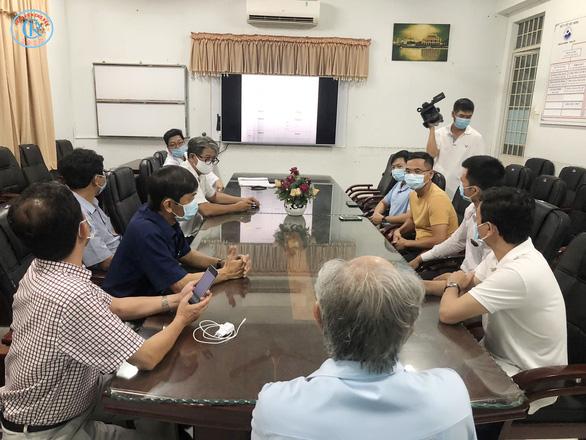 Đội phản ứng nhanh số 2 Chợ Rẫy chi viện Tây Ninh chống COVID-19 - Ảnh 1.