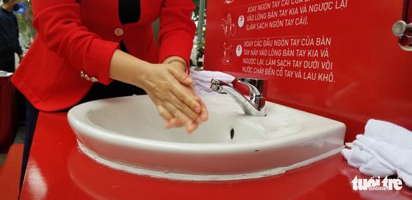 Cùng Chi Pu học rửa tay, lan tỏa Ghen Cô Vy 2.0 - Ảnh 5.