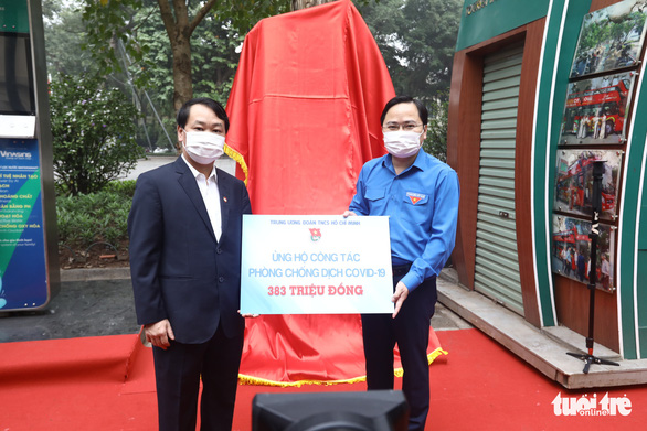Cùng Chi Pu học rửa tay, lan tỏa Ghen Cô Vy 2.0 - Ảnh 6.