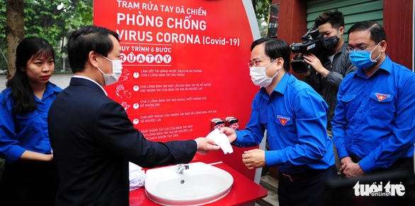 Cùng Chi Pu học rửa tay, lan tỏa Ghen Cô Vy 2.0 - Ảnh 3.