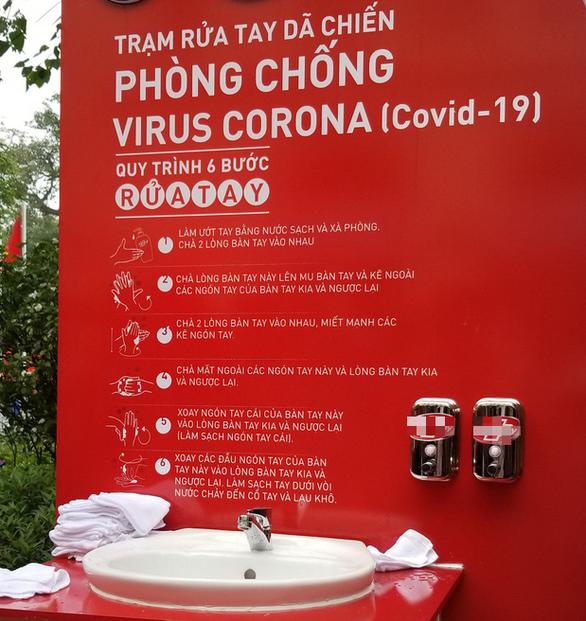 Cùng Chi Pu học rửa tay, lan tỏa Ghen Cô Vy 2.0 - Ảnh 4.