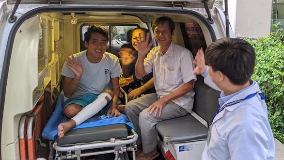 Những ân nhân giấu mặt ở Bệnh viện Chợ Rẫy - Ảnh 1.