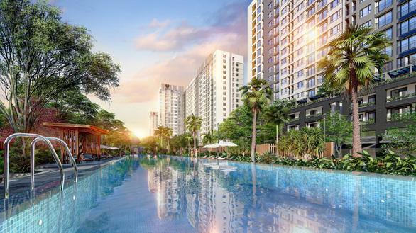 Tiện ích đang tạo lực hút cho các dự án căn hộ - Ảnh 1.