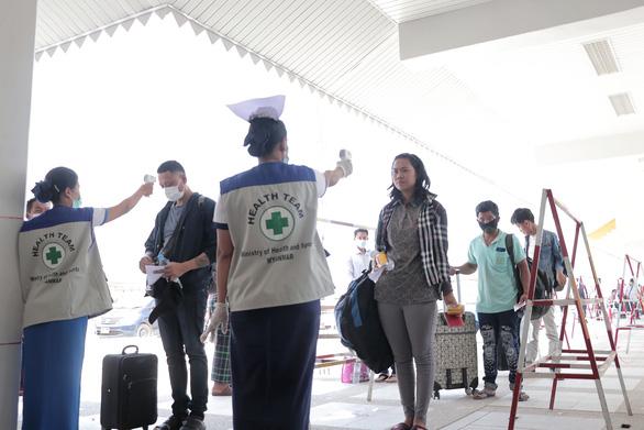 Myanmar ghi nhận 2 ca COVID-19 đầu tiên - Ảnh 1.
