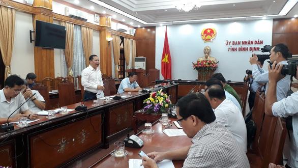 Có cán bộ đứng sau vụ xâu xé đất vùng lõi Khu kinh tế Nhơn Hội - Ảnh 2.