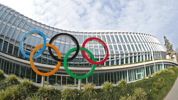 Cựu phó chủ tịch IOC: IOC đã quyết định hoãn Olympic Tokyo 2020 - Ảnh 1.