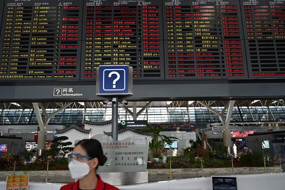 Du học sinh Trung Quốc ở Mỹ đặt máy bay riêng để chạy dịch - Ảnh 1.