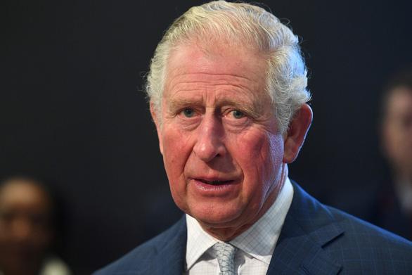 Thái tử Charles của Hoàng gia Anh mắc COVID-19 - Ảnh 1.