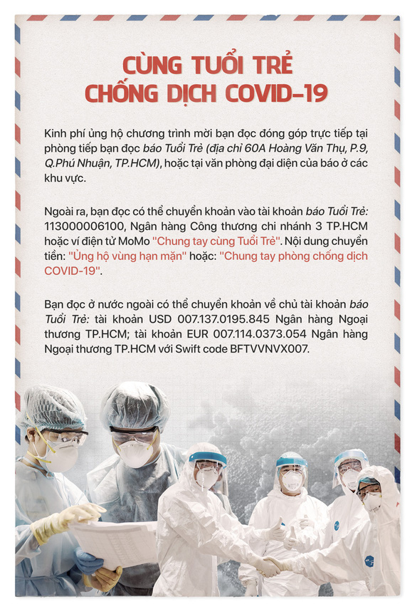 Cùng Tuổi Trẻ chống dịch COVID-19 - Sẵn sàng sẻ chia cùng đất nước - Ảnh 4.
