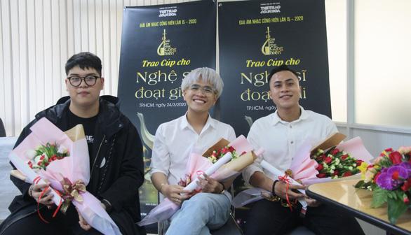 Hoàng Thùy Linh thắng lớn với 4 giải Cống hiến - Ảnh 5.