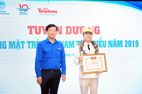 20 gương mặt trẻ Việt Nam trích 200 triệu tiền thưởng ủng hộ phòng chống dịch, hạn mặn - Ảnh 1.