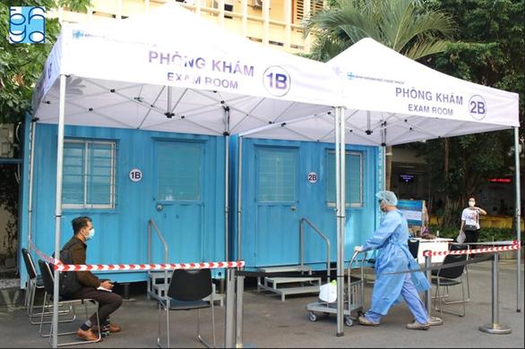 Từ 23-4, phòng khám tư nhân ở TP.HCM hoạt động lại, tuân thủ tiêu chí chống dịch - Ảnh 1.
