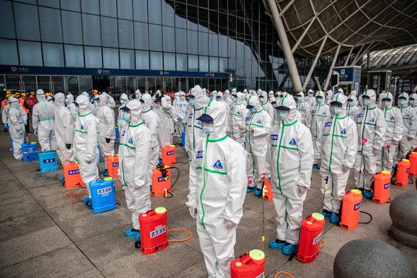 Xuất hiện các ca nhiễm đột phá tại Trung Quốc - Ảnh 2.