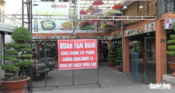 Có phải tất cả cơ sở kinh doanh ăn uống đều phải tạm đóng cửa? - Ảnh 1.