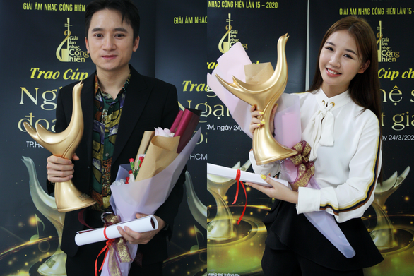 Hoàng Thùy Linh thắng lớn với 4 giải Cống hiến - Ảnh 3.