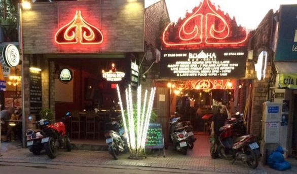Đề nghị không sử dụng hình ảnh tôn giáo tại quán bar Buddha - Ảnh 1.