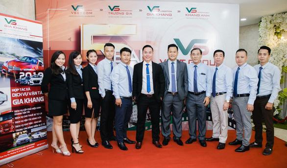 VsetGroup kỷ niệm 6 năm thành lập - Ảnh 3.