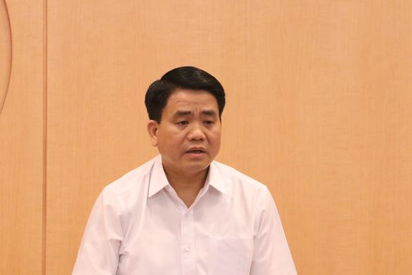 Chủ tịch Hà Nội: Tất cả nên ở nhà, trừ ra ngoài mua đồ ăn - Ảnh 1.