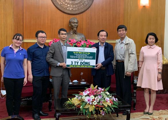 Tập đoàn Wilmar CLV ủng hộ nhu yếu phẩm trị giá 5 tỉ đồng chống dịch COVID-19 - Ảnh 1.