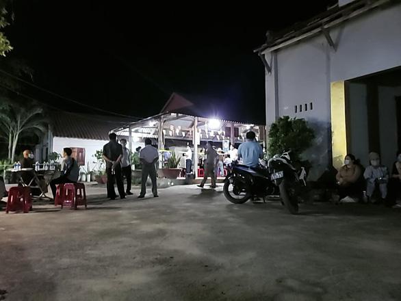 Bắt nghi phạm giết người tại chùa Quảng Ân sau 48 giờ gây án - Ảnh 1.