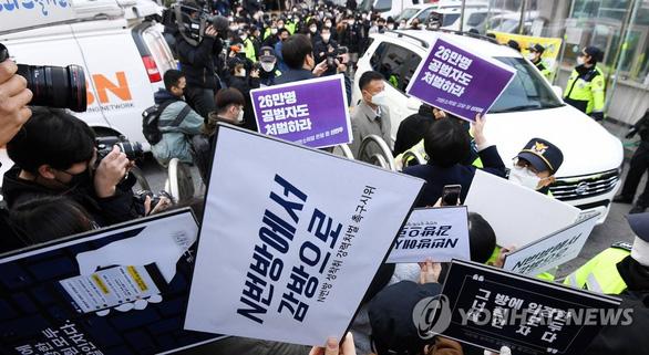 3 triệu người Hàn ký tên đòi công khai danh tính phòng chat tình dục N - Ảnh 3.