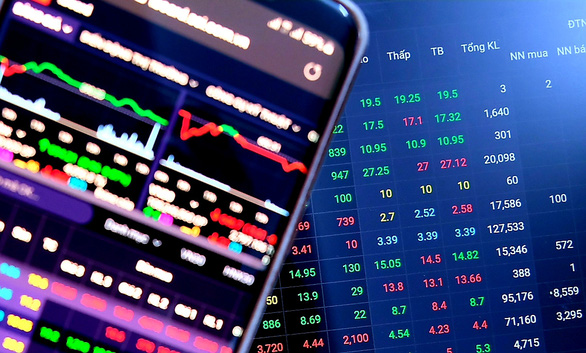 Hai ngày, VN-Index nhận thêm 5,2 tỉ USD vốn hóa thị trường - Ảnh 1.