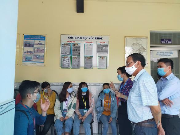 1.000 sinh viên Y khoa ĐH Y Dược Cần Thơ ra quân phòng chống dịch - Ảnh 1.