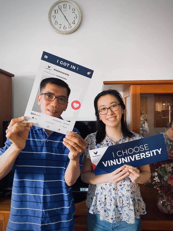 Nữ sinh Nhật Bản đến VinUni học ngành Y - Ảnh 3.