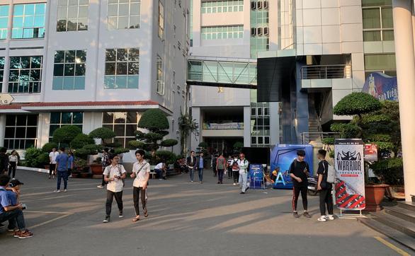 3 trường đại học cho sinh viên nghỉ đến đầu tháng 5-2020 - Ảnh 1.