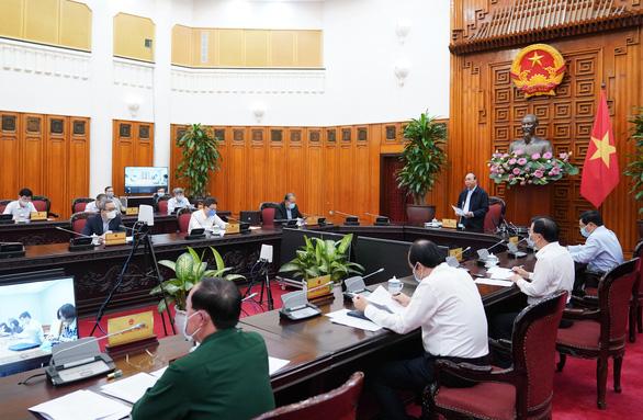 Thủ tướng: Bộ Tư pháp soạn thảo chủ trương, biện pháp cho thời kỳ tiền khẩn cấp - Ảnh 1.