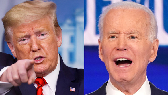 Nhân tố virus trong bầu cử tổng thống Mỹ - Ảnh 1.