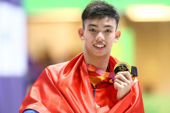 Kình ngư Nguyễn Huy Hoàng: Tôi chưa phải ngôi sao - Ảnh 1.