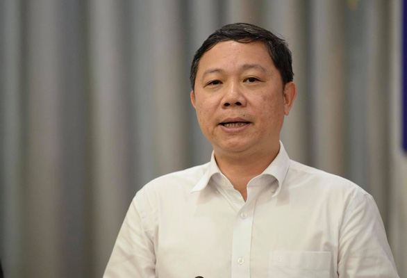 Ông Dương Anh Đức làm phó chủ tịch UBND TP.HCM - Ảnh 1.