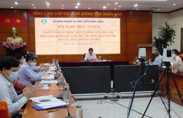 Kiên Giang, Long An kiến nghị xem xét lại việc tạm dừng xuất khẩu gạo - Ảnh 2.