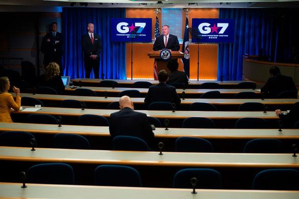 G7 hỗ trợ các nước dễ bị tổn thương - Ảnh 1.