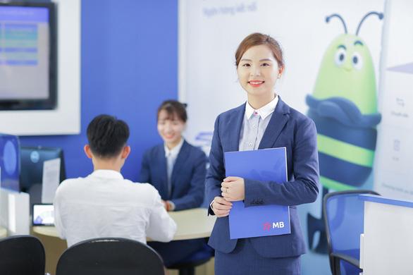 MB hỗ trợ doanh nghiệp vừa và nhỏ trở lại vòng sản xuất - Ảnh 1.