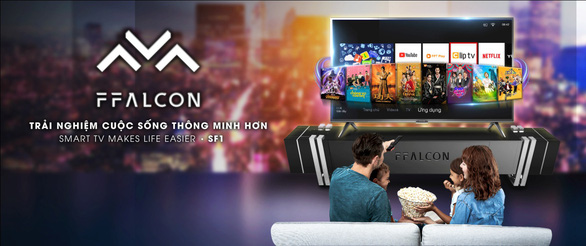 TV FFALCON ra mắt tại Việt Nam - Ảnh 1.